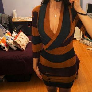 Colori Midi Dress